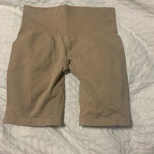 NVGTN DUPE biker shorts